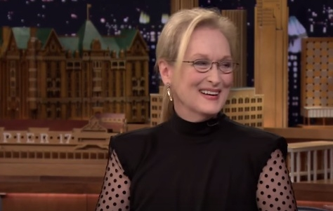 meryl streep jimmy fallon playing guitar