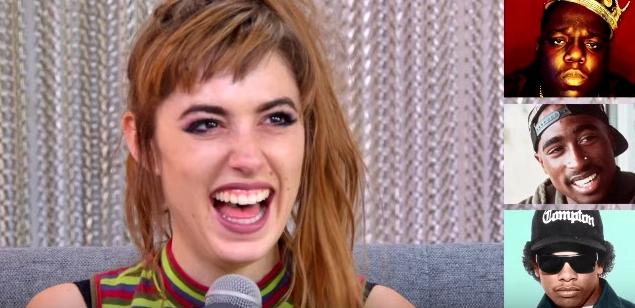 Who Would Ryn Weaver Shag, Marry or Kill? She Tells Billboard (Video)