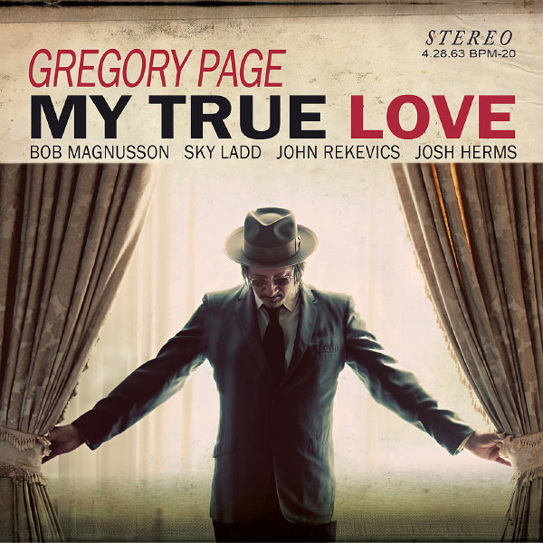 gregory page my true love