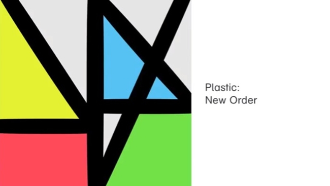 plastic new order