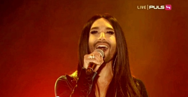 conchita voices for refugees
