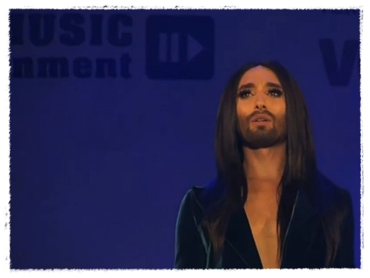 conchita wurst live put out that fire