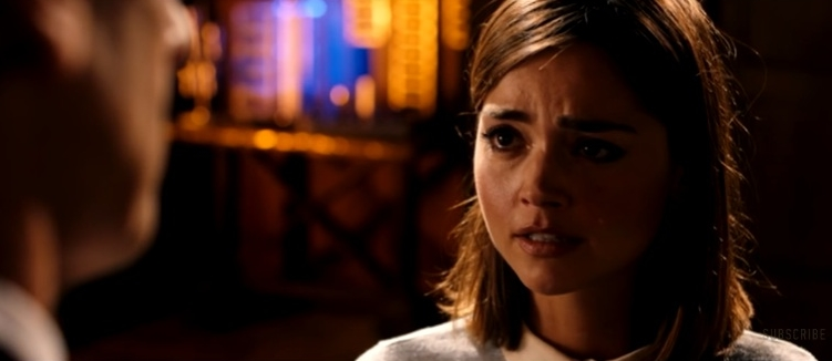 Doctor who face the raven clara dies