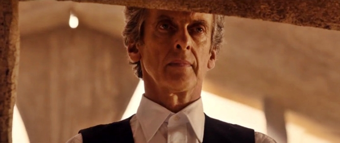 doctor who hell bent peter capaldi