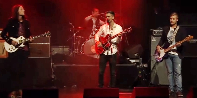 Kaleo's 'I Walk On Water' Live at Icelandic Listener Awards Is Gorgeous - Repeat Rotation Video