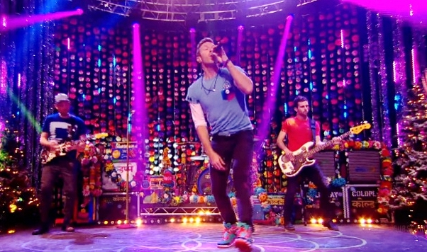 coldplay adventure of a lifetime top of the pops