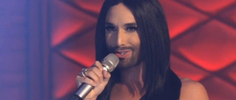conchita on big surprise show