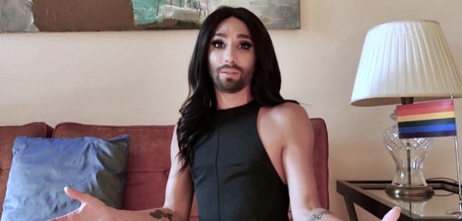 conchita wurst on bullying
