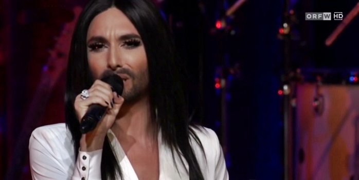 conchita wurst walk away udo jurgens