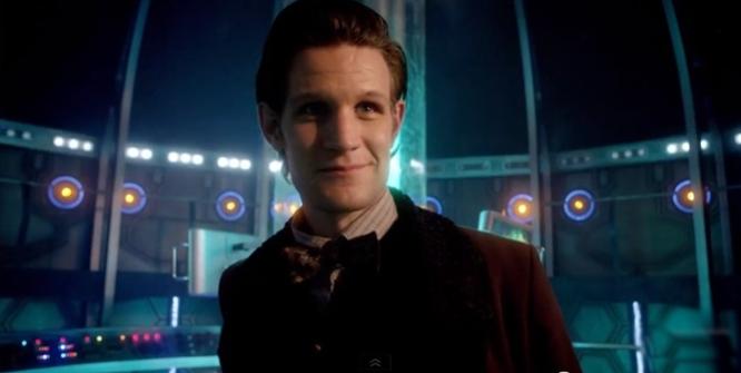 doctor who tardis clara christmas special