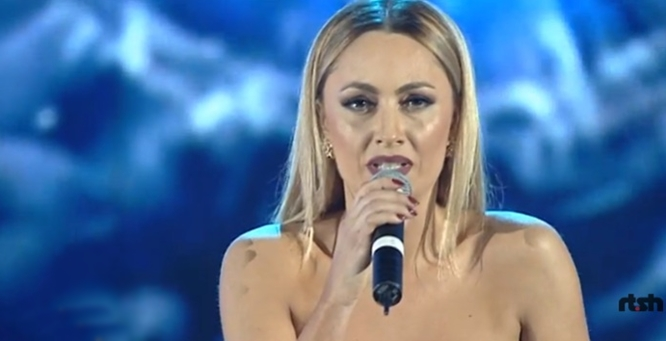 Eneda Tarifa Will Sing 'Përrallë' (Fairytale) for Albania at Eurovision 2016