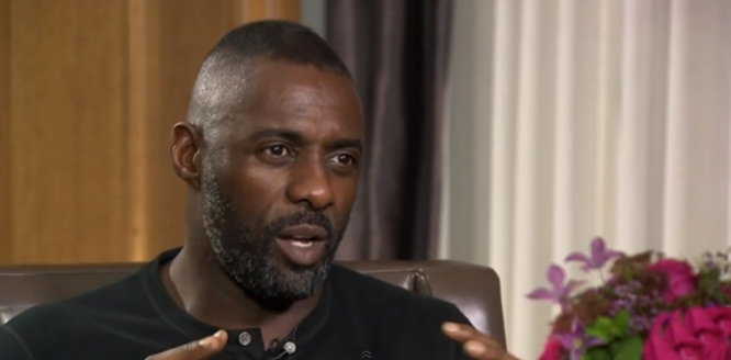 idris elba luther madonna