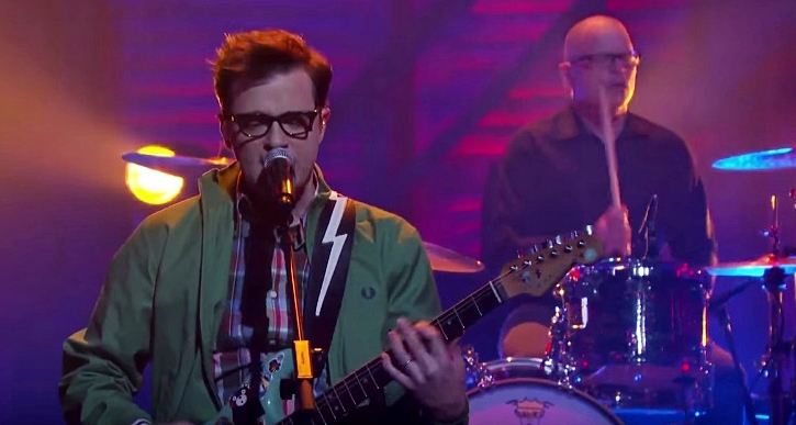 weezer thank god for girls conan