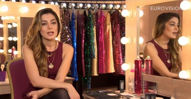 Iveta Mukuchyan armenia eurovision song contest 2016