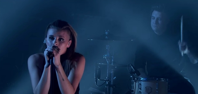 Watch PVRIS Perform 'White Noise' and 'My House' on Jimmy