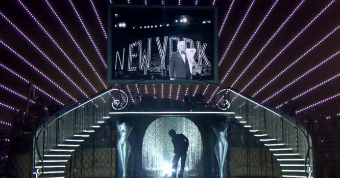 lady gaga new york new york sinatra 100