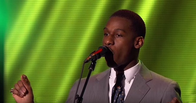 leon bridges river jimmy kimmel
