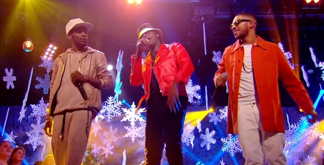 wstrn top of the pops new years day in2