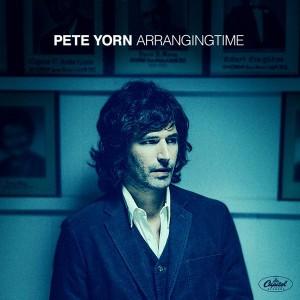 Pete Yorn Arranging time album art