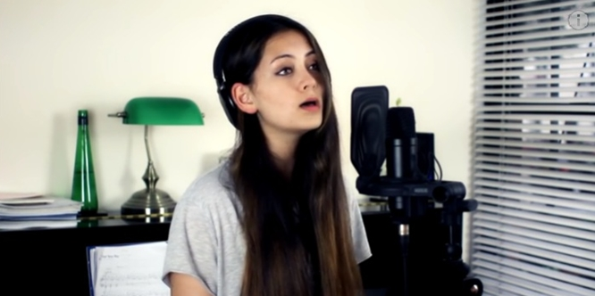 jasmine thompson Like I'm gonna lose you