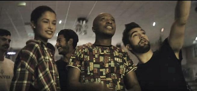 kendji girac and soprano video