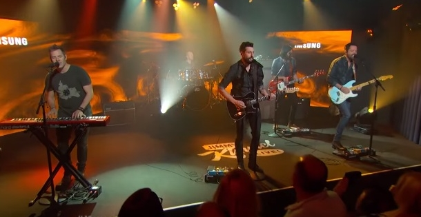 Watch Old Dominion Perform 'Break Up With Him' and 'Snapback' on Jimmy Kimmel — Sweet