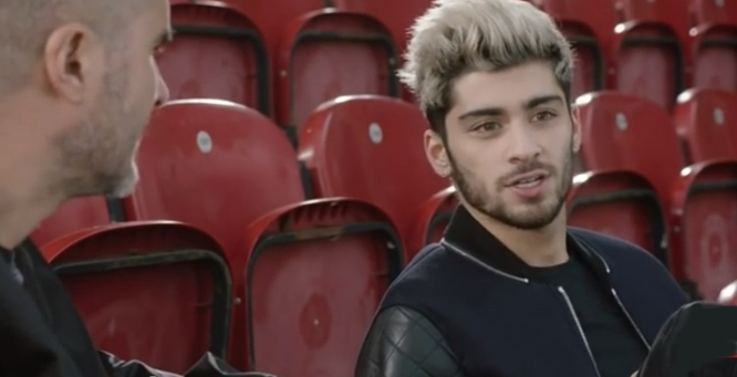 zayn malik didn't want to be in one direction