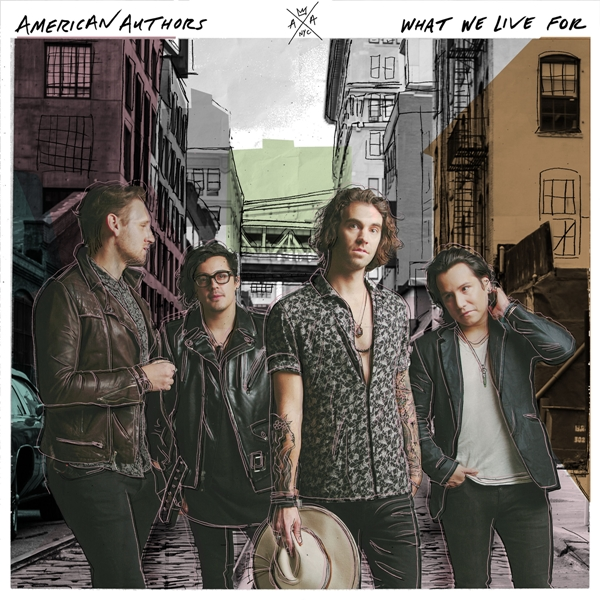 American-Authors-What-We-Live-For