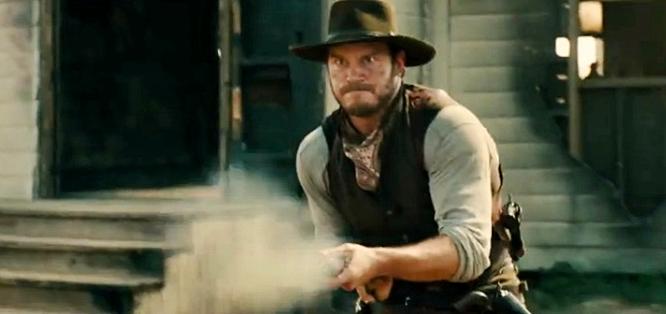 Chris Pratt The Magnificent Seven