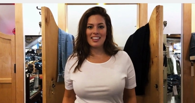 ashley graham jeans