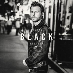 dierks bentley black cover art album