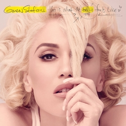 gwen stefani album cover art this is what the truth feels like