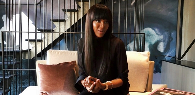 naomi campbell's beauty tips