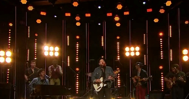 nathaniel rateliff and the night sweats on james corden