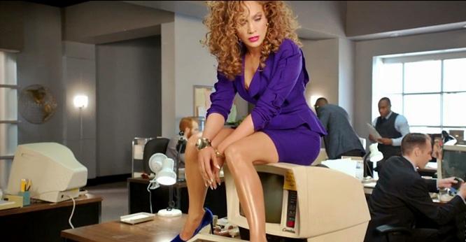 Jennifer Lopez Ain't Your Mama screenshot