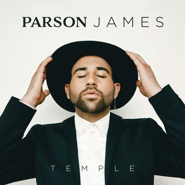 Parson James The Temple cover art