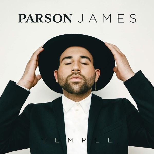 Parson James The Temple cover art