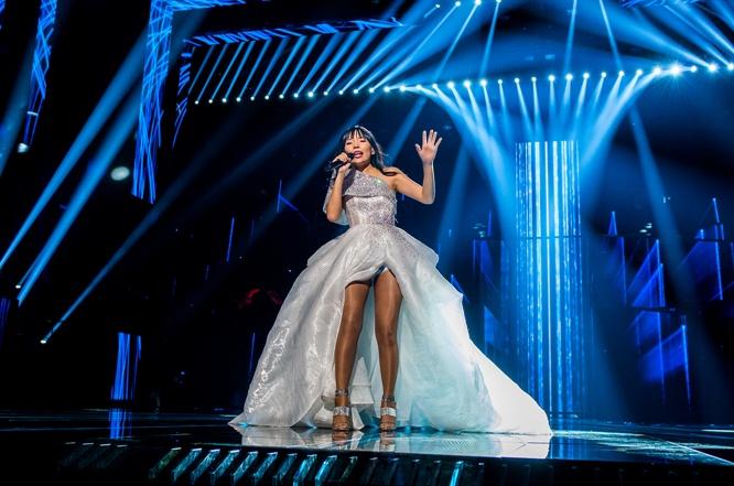 dami im first rehearsal eurovision 2016