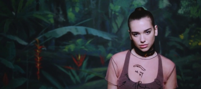 hotter than hell dua lipa video