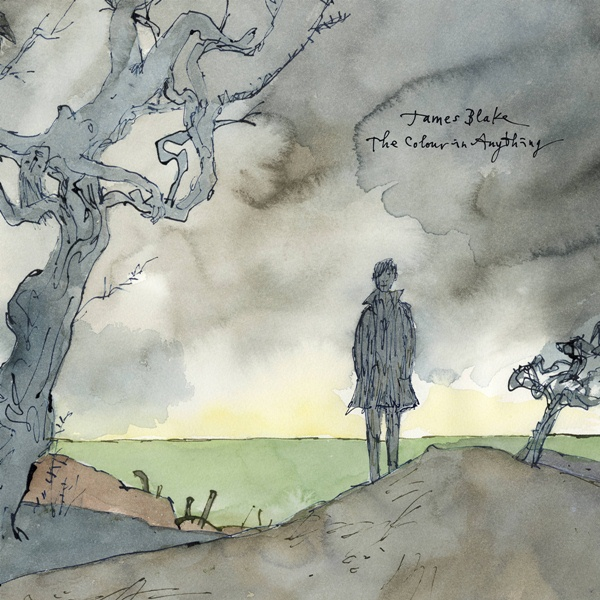 james blake the colour in anything album cover art