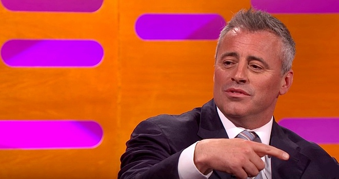 matt leblanc top gear graham norton