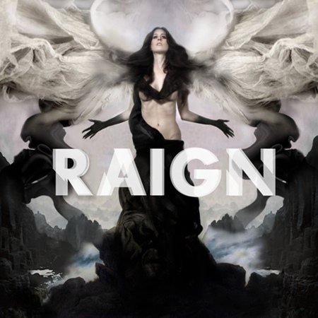 raign knocking on heaven's door cover art