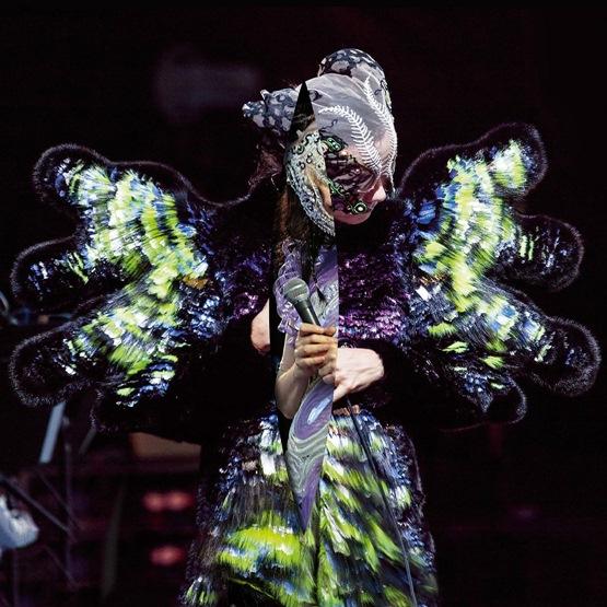 bjork vulnicura live album art