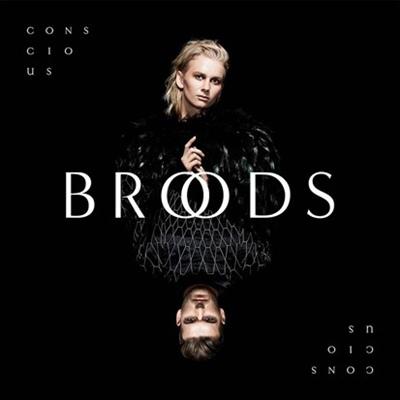 broods album art for conscious