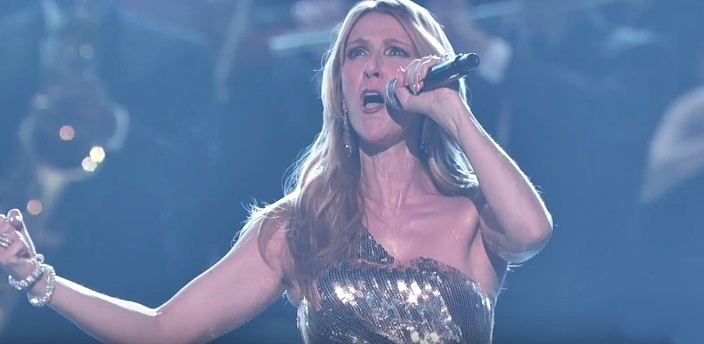 Watch Celine Dion's 'The Show Must Go On' Live at Billboard Music Awards — Spectacular