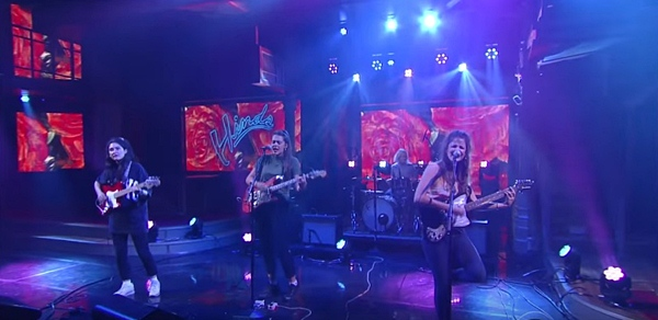 hinds on stephen colbert