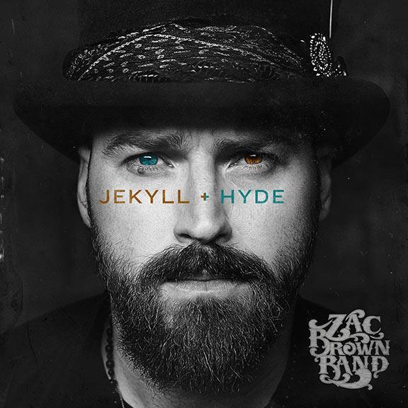 jekyl & hyde zac brown band art work