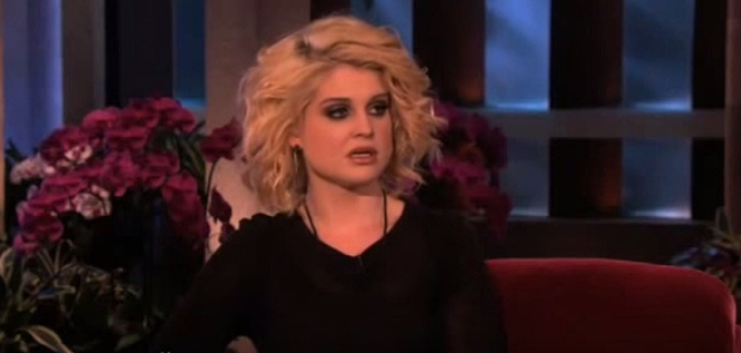 Kelly Osbourne Tells Ellen 'Dancing With The Stars' Helped Her Self-Confidence: Memories Monday