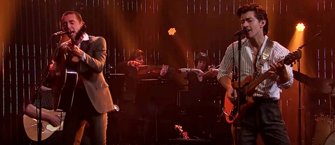 the last shadow puppets on james corden