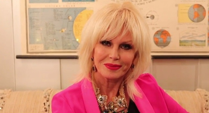 joanna lumley absolutely fabulous